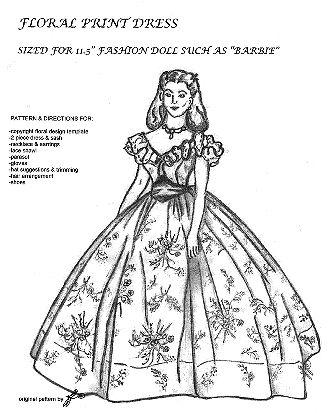 White Ruffles & Lace Dress